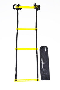 Uber Soccer Speed and Agility Training Ladder - Plastic Rung - 13 Feet - LawnGames