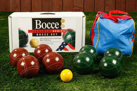 Bocce Ball Tournament Series