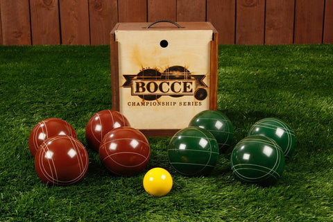 Bocce Ball Championship Series