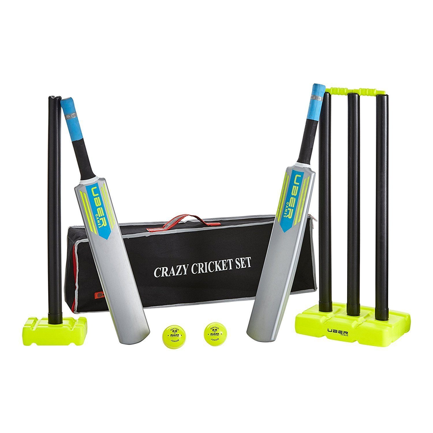 Uber Games Crazy Cricket - Senior - LawnGames