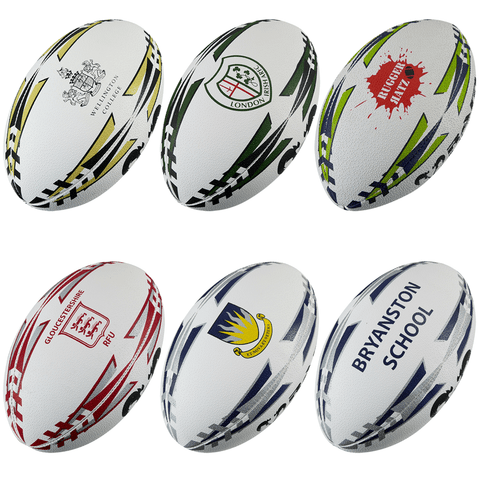 Ram Rugby Raider Match Ball - Customized - LawnGames