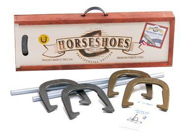 American Presidential Horseshoes - LawnGames