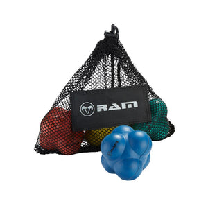 Ram Rugby Super Reaction Ball Set - LawnGames