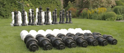 Uber Giant Chess Set Extensions - LawnGames