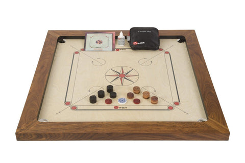 Uber Games Championship Carrom Board - LawnGames