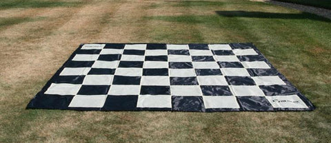 Uber Giant Chess Checker Mat - LawnGames