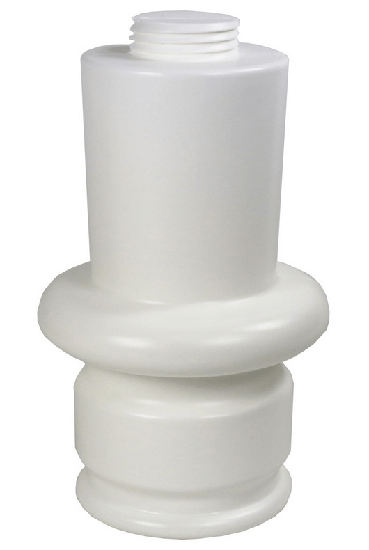 MegaChess 12 Inch Light Plastic Extension To Lengthen Giant Chess Pieces
