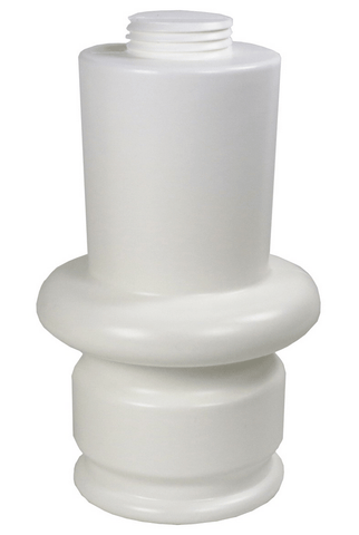 MegaChess 12 Inch Light Plastic Extension To Lengthen Giant Chess Pieces - LawnGames