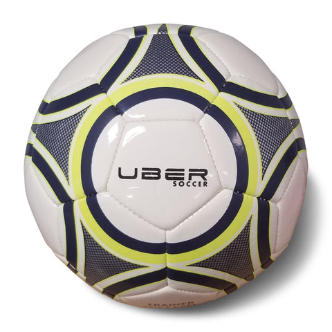 Uber Soccer Soft Feel Soccer Ball - LawnGames