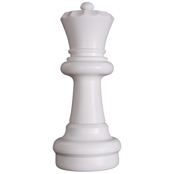 MegaChess 23 Inch Light Plastic Queen Giant Chess Piece