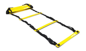 Uber Soccer Speed and Agility Ladder - Plastic Rung - 26 Feet - LawnGames