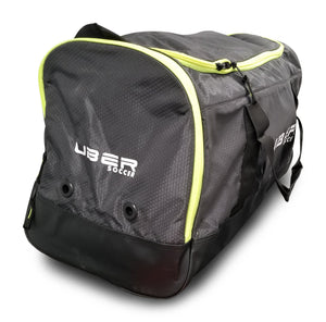 Uber Soccer Team Kit Bag - Large - Green and Black - LawnGames