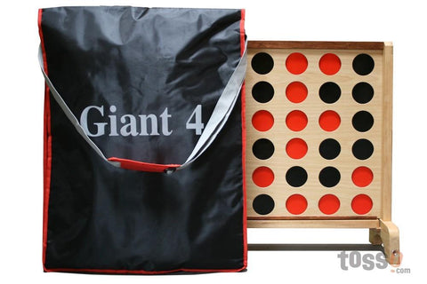 Giant 4 In A Row Carry Bag - LawnGames