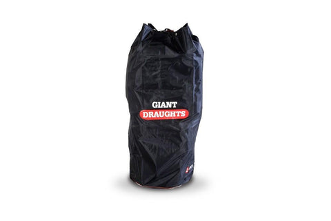 Giant Checkers Storage Bag - LawnGames