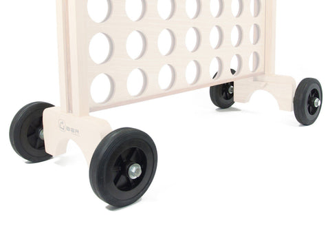 Giant 4 / Mega 4 Wheel Kit - LawnGames
