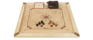 Uber Games Entry Level Carrom Board - LawnGames
