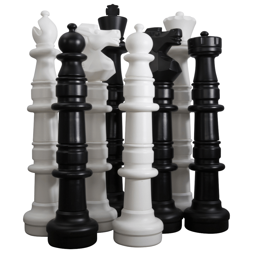 Plastic Giant Chess Sets