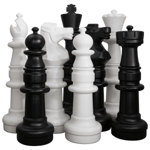"37"" Plastic Giant Chess Set"