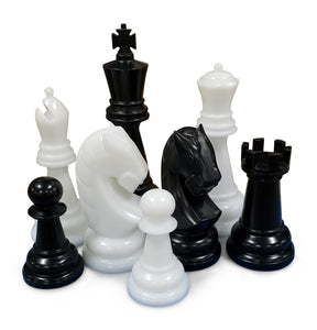 3-Foot Tall Perfect Giant Chess Set