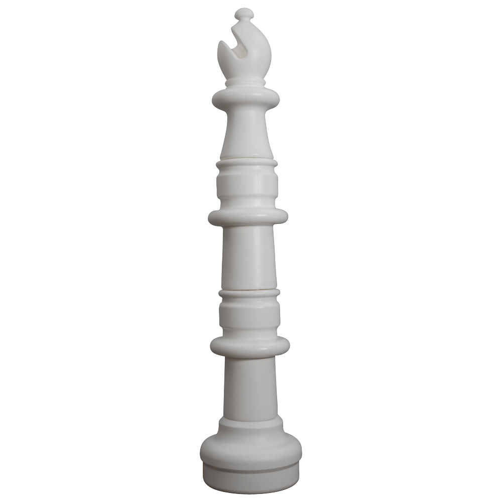 MegaChess 45 Inch Light Plastic Bishop Giant Chess Piece |  | GiantChessUSA