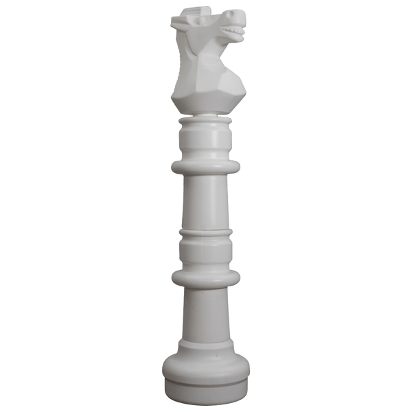 MegaChess 42 Inch Light Plastic Knight Giant Chess Piece |  | GiantChessUSA