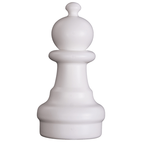 MegaChess 8 Inch Light Plastic Pawn Giant Chess Piece |  | GiantChessUSA