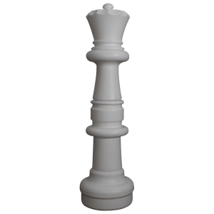 MegaChess 35 Inch Light Plastic Queen Giant Chess Piece |  | GiantChessUSA