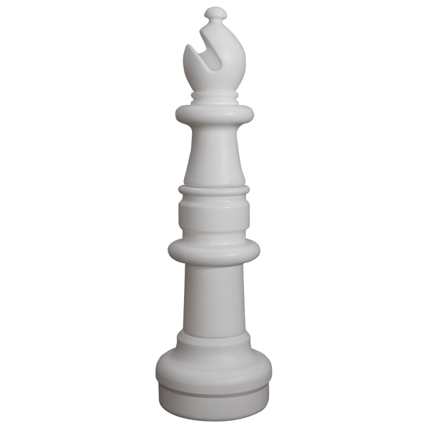 MegaChess 33 Inch Light Plastic Bishop Giant Chess Piece |  | GiantChessUSA