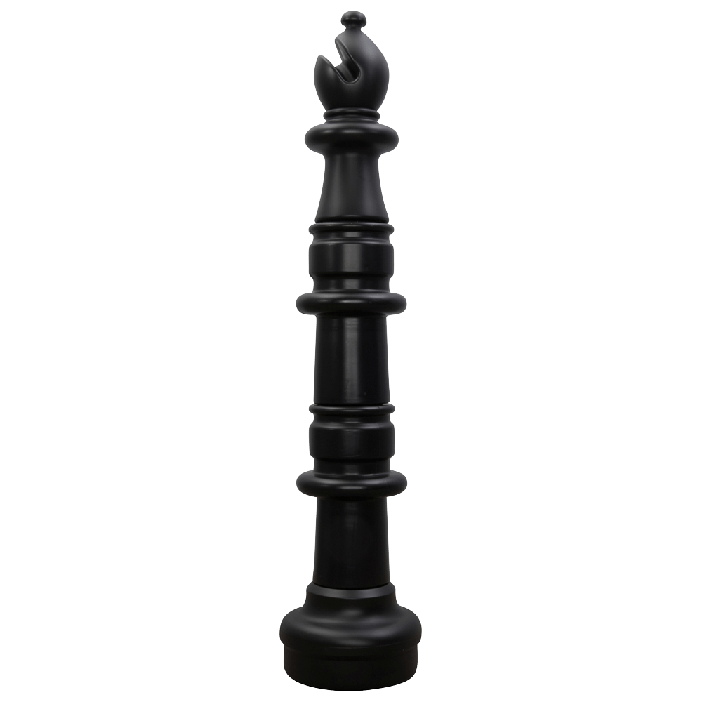 MegaChess 45 Inch Dark Plastic Bishop Giant Chess Piece |  | GiantChessUSA