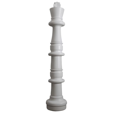 MegaChess 49 Inch Light Plastic King Giant Chess Piece |  | GiantChessUSA
