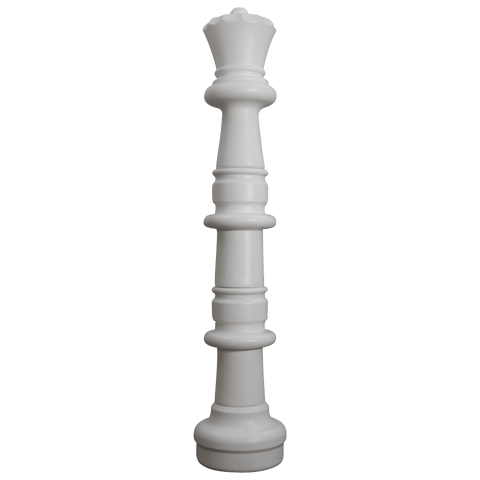 MegaChess 47 Inch Light Plastic Queen Giant Chess Piece |  | GiantChessUSA