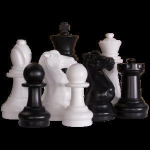 MegaChess 16 Inch Plastic Giant Chess Set |  | GiantChessUSA