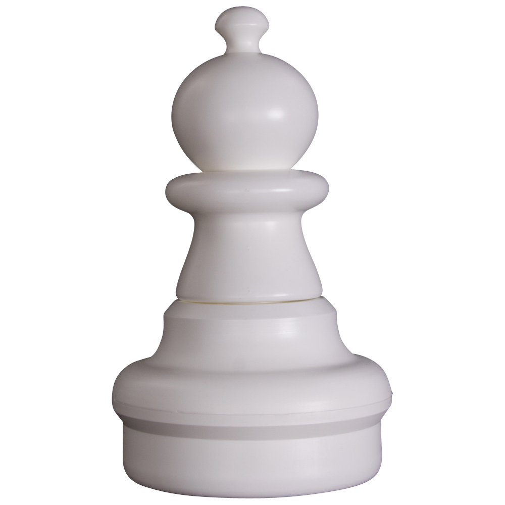 MegaChess 16 Inch Light Plastic Pawn Giant Chess Piece |  | GiantChessUSA