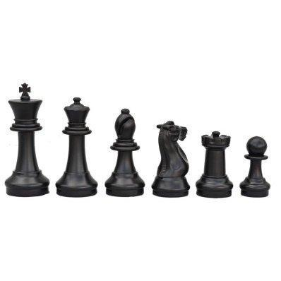 MegaChess 12 Inch Plastic Giant Chess Set with Plastic Board |  | GiantChessUSA