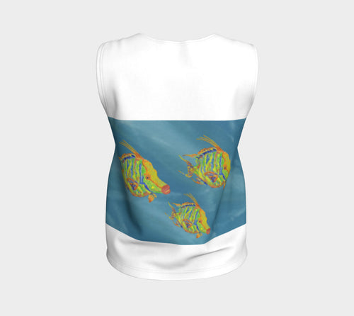 Wild Hogfish Sleeveless Shirt