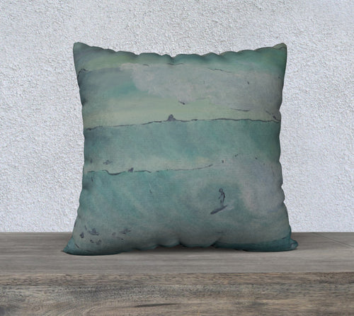 Lines Surfer Luxury Pillow Cover 22x22