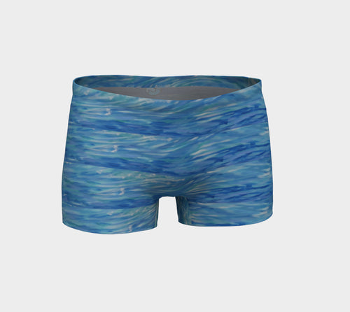 Blue Zone Active Shorts