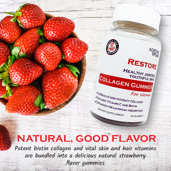 Restore : Collagen Gummies