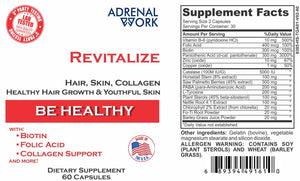 ReVitalize : Healthy Hair and Collagen Production