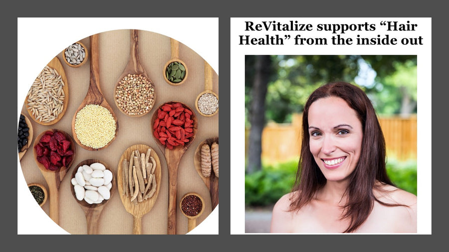 ReVitalize : Healthy Hair and Skin