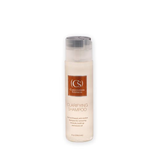 Christopher Stephens Clarifying Shampoo 8oz - Christopher Stephens Professional Hair Care Products