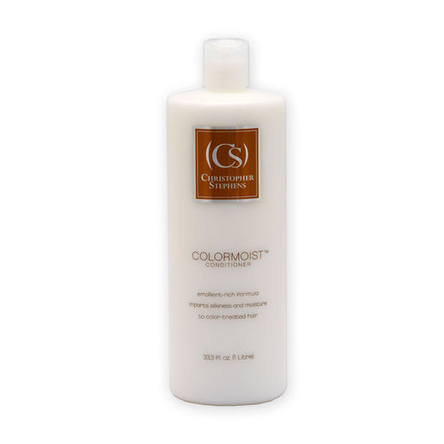 Christopher Stephens Color Moist Conditioner 33.3oz - Christopher Stephens Hair Salon West Palm Beach