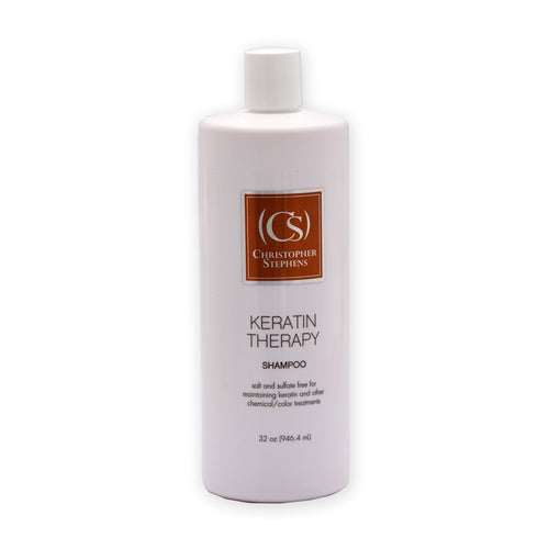 Christopher Stephens Keratin Therapy Shampoo 32oz - Christopher Stephens Professional Hair Care Products