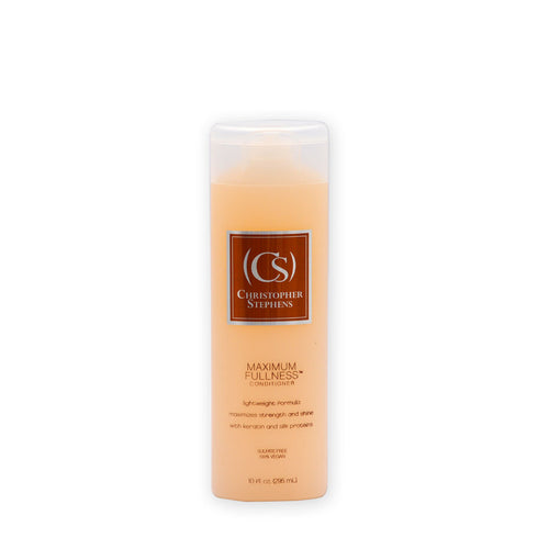 Christopher Stephens Maximum Fullness Conditioner 10oz - Christopher Stephens Hair Salon West Palm Beach