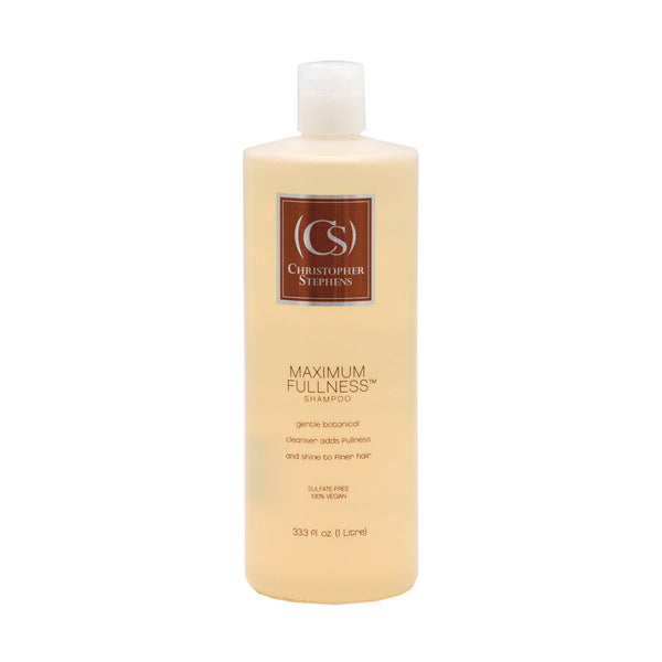 Christopher Stephens Maximum Fullness Shampoo 33.3oz - Christopher Stephens Professional Hair Care Products