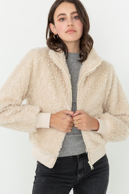 Remington Sherpa Bomber Jacket
