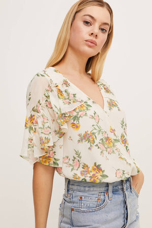 Floral or Nothing Bodysuit