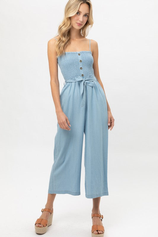 Keepin' It Casual Jumpsuit
