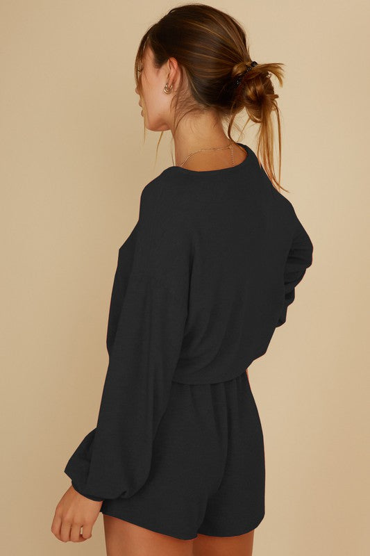 Weekend In Set Top (Black)
