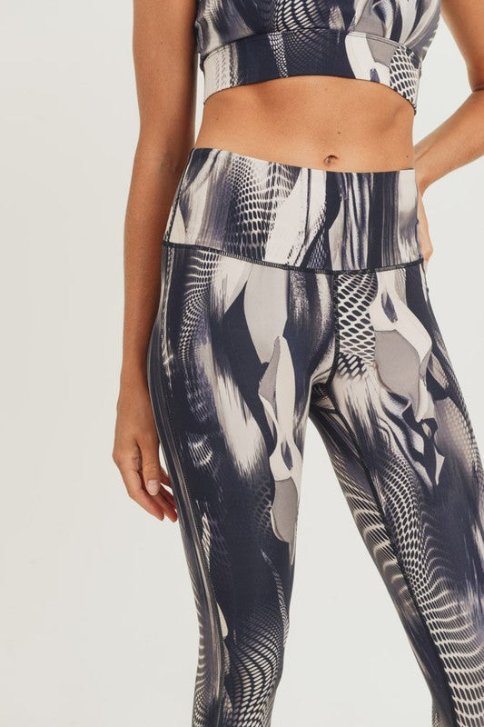 Space Racer Leggings Set